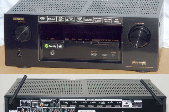 Amplifiers and Receivers